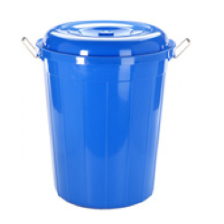 Bucket 100 Ltr blue color. Large bucket with good quality product with good price you can send enquiry now