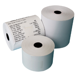 Bond Paper Roll Bond receipt paper rolls are used in impact printers that utilize ink ribbons. They are mostly used for letterheads, stationery, business forms, cash registers