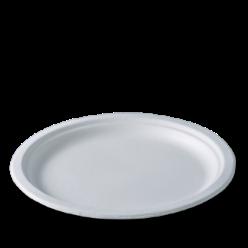 Foam plate round shape