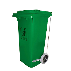 Garbage Bin 120Ltr Single Door with Pedal