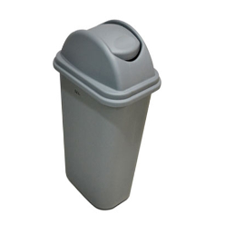 Garbage Bin Ovel Swing Large 35 Ltr
