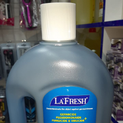 La fresh germicide pseudomonaide