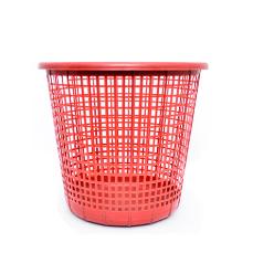 Net Dust Bin Plastic
