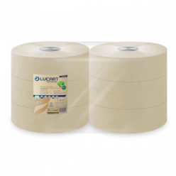 Maxi Roll Tissue is one of the most functional, hygienic and simple wiping rolls system of towel paper, It is practical, efficient and fast pulling system for wiping uses