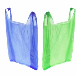 disposable plastic bag