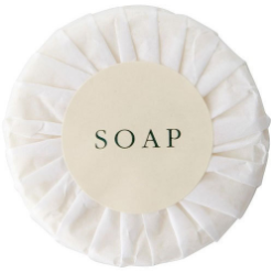 Soap is a salt of a fatty acid used in a variety of cleansing and lubricating products. In a domestic setting, soaps are surfactants usually used for washing, bathing, and other types of housekeeping. In industrial settings, soaps are used as thickeners, components of some lubricants, and precursors to catalysts