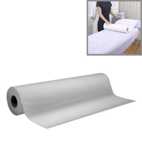Create a clean and professional look for every treatment with a couch roll. Simply roll out onto your beauty bed before each client and you'll have a hygienic and neat surface on which to treat them. Our massage couch paper rolls are ideal for a variety of beauty treatments and are well designed to tear neatly along the perforations, making clearing up and preparing for your next client a breeze. Not only that, but you can use a cheap couch roll for a variety of other things in your salon, such as quickly wiping away spills or excess product and cleaning surfaces between appointments