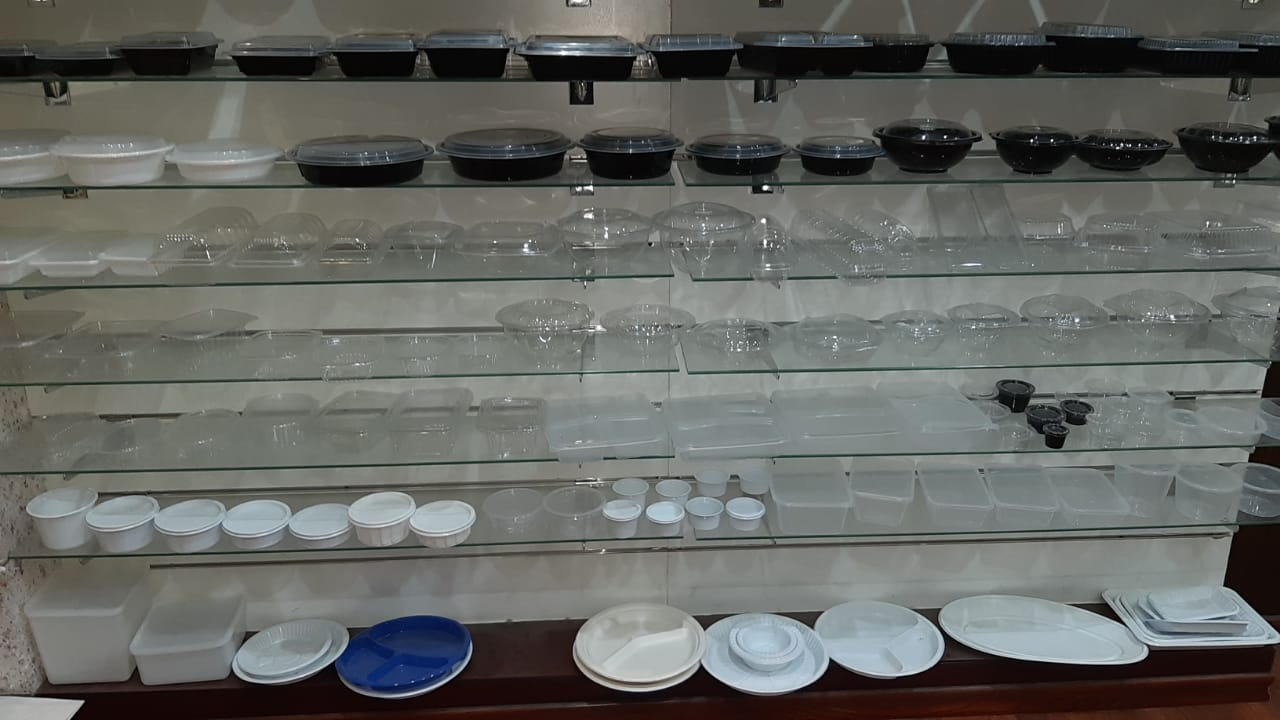 Sky Plastic Dubai, Packing Items